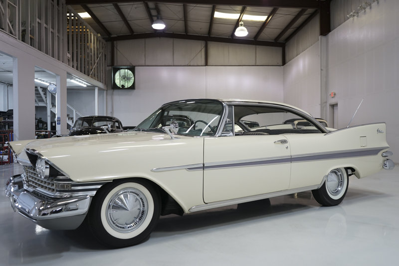 1959 Plymouth Belvedere Sport Coupe For Sale (picture 1 of 6)