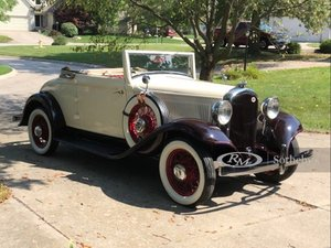 1932 Plymouth PB Convertible Coupe