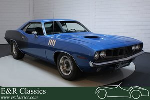 1971 Plymouth Cuda 340  restored