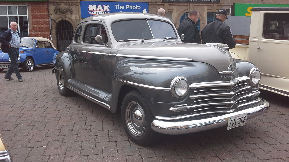 1948 Plymouth business coupe sold. sold. For Sale (picture 1 of 6)