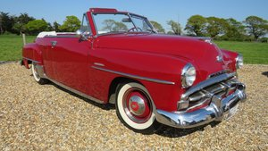 Picture of 1951 Plymouth Cranbrook convertible p23 px Harley