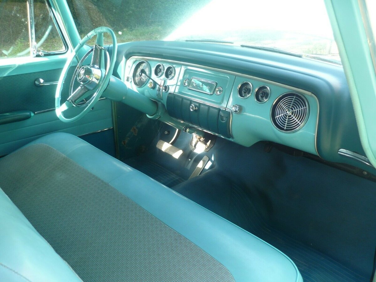 1955 Very rare plymouth savoy for sale For Sale (picture 2 of 5)