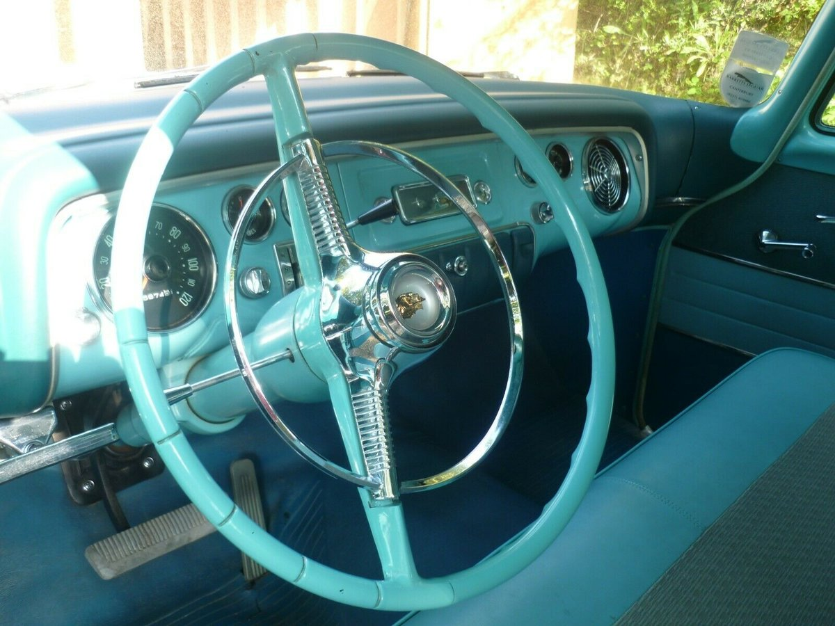 1955 Very rare plymouth savoy for sale For Sale (picture 4 of 5)