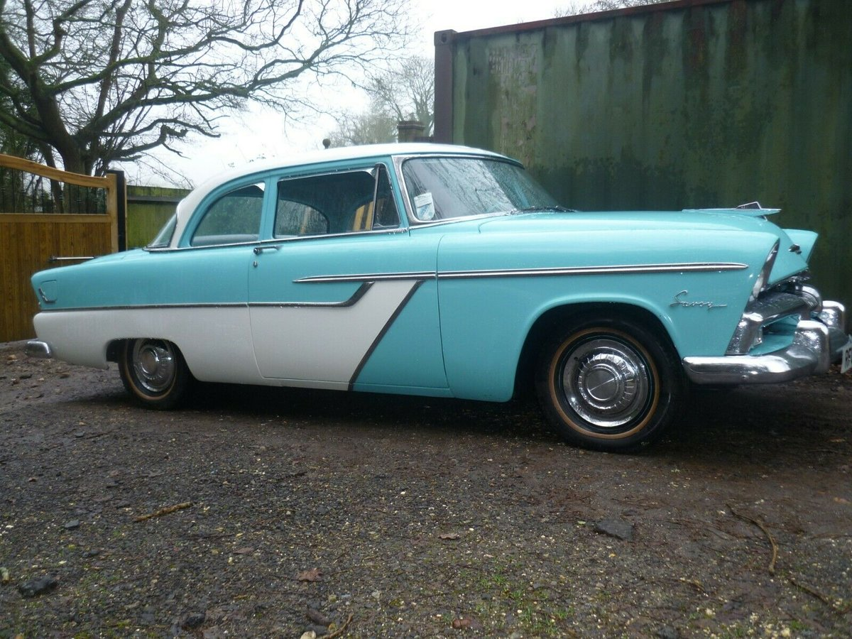 1955 Very rare plymouth savoy for sale For Sale (picture 5 of 5)