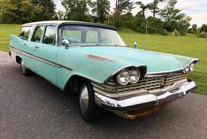 Picture of 1959 Plymouth Suburban Station Wagon For Sale