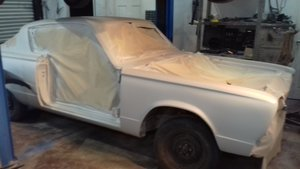 Picture of 1966 Fastback project plymouth barracuda model s v8 4.5