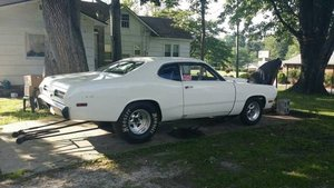 Picture of 1972 Plymouth Duster 2DR HT For Sale
