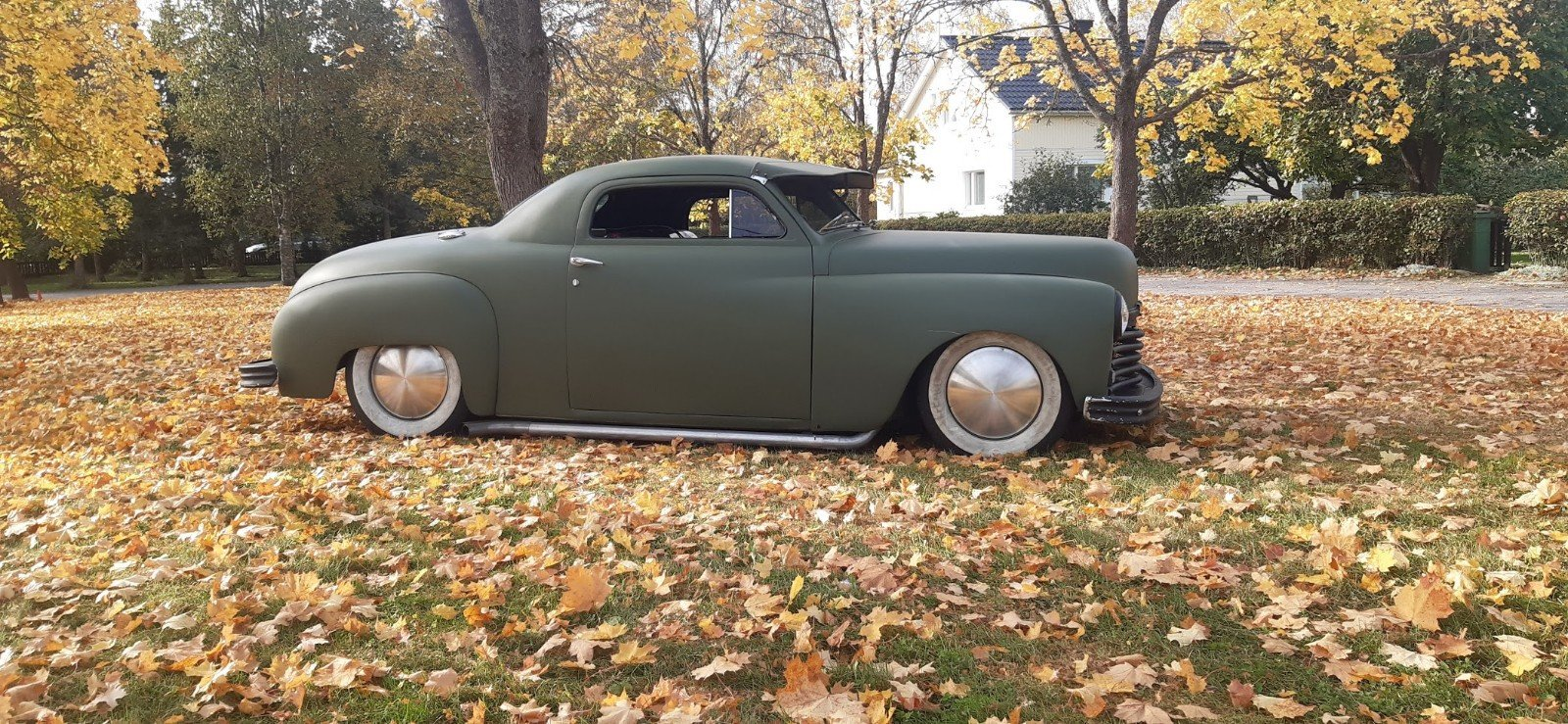 Plymouth Business Coupe Custom 1949 5.2l For Sale (picture 1 of 9)