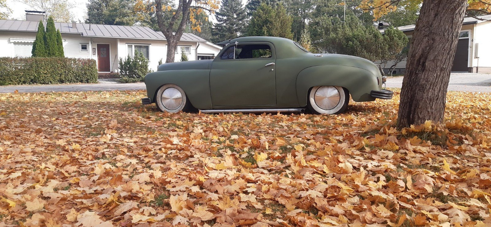 Plymouth Business Coupe Custom 1949 5.2l For Sale (picture 4 of 9)