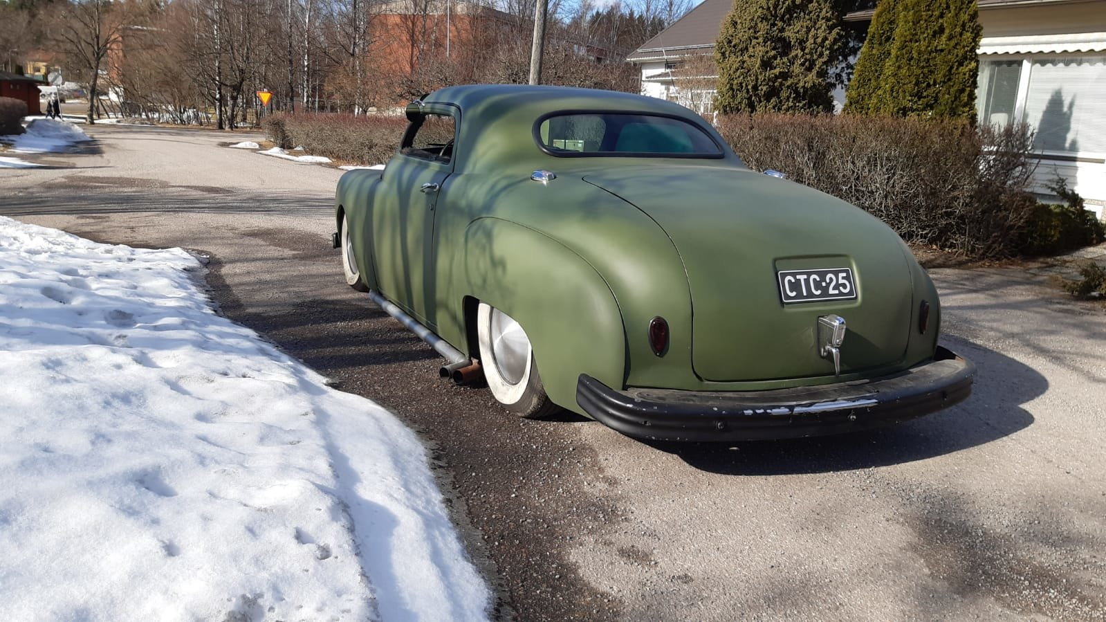 Plymouth Business Coupe Custom 1949 5.2l For Sale (picture 7 of 9)