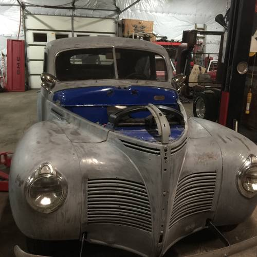1940 Rat rod. For Sale (picture 2 of 6)