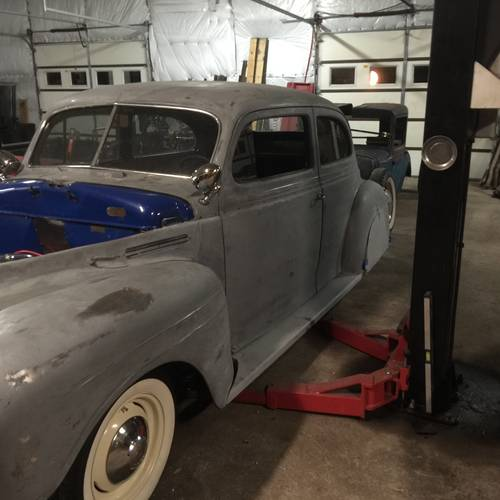 1940 Rat rod. For Sale (picture 6 of 6)