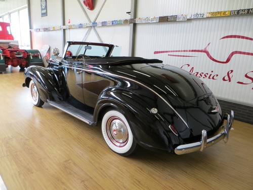 1939 Plymouth P8 Deluxe Convertible Coupé With Rumble Seat For Sale (picture 3 of 6)