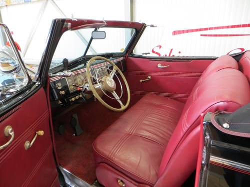 1939 Plymouth P8 Deluxe Convertible Coupé With Rumble Seat For Sale (picture 5 of 6)