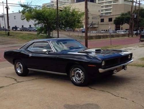 1970 Plymouth Hemi Cuda For Sale (picture 2 of 6)