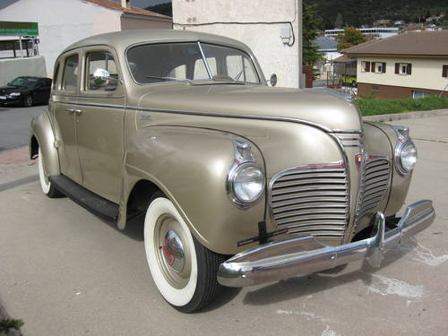 1941 Plymouth Deluxe For Sale (picture 1 of 6)