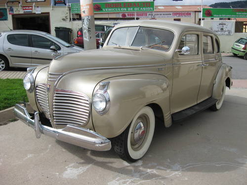 1941 Plymouth Deluxe For Sale (picture 2 of 6)