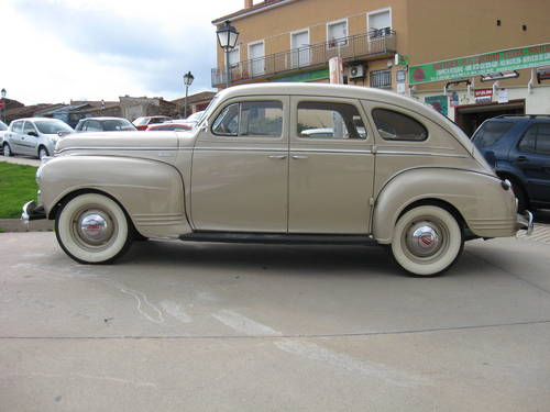 1941 Plymouth Deluxe For Sale (picture 4 of 6)