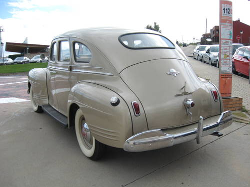 1941 Plymouth Deluxe For Sale (picture 5 of 6)