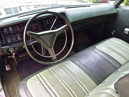 1969 Plymounth - Fury 3 Coupe UNIQUE IN ITALY SOLD (picture 4 of 6)