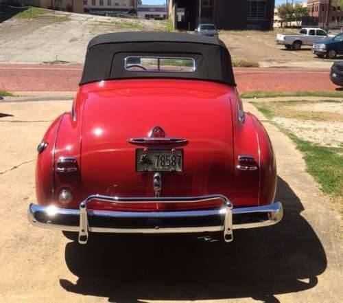 1947 Plymouth Convertible For Sale (picture 6 of 6)