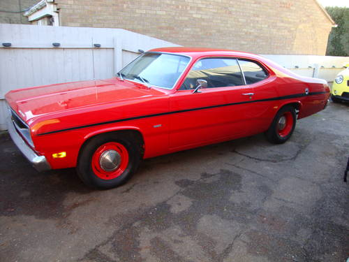 Plymouth Duster 1970 For Sale (picture 2 of 5)