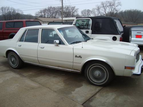 1974 Plymouth Gran Fury Salon 4DR Sedan For Sale (picture 1 of 6)