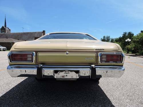 1973 Plymouth Duster 2DR * Gold For Sale (picture 3 of 6)