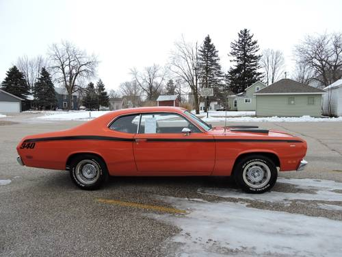 1971 Plymouth Duster 2DR For Sale (picture 2 of 6)