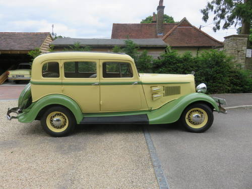 1934 Plymouth Pe Sedan (Credit/Debit Cards & Delivery) SOLD (picture 3 of 6)