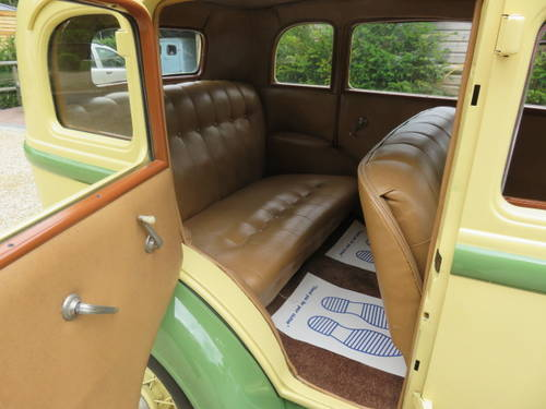 1934 Plymouth Pe Sedan (Credit/Debit Cards & Delivery) SOLD (picture 5 of 6)