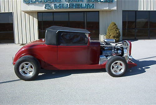 1931 NOSTALGIC STREET ROD For Sale (picture 1 of 6)