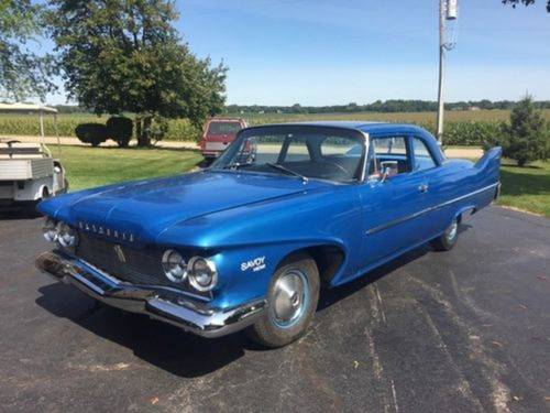 1960 Plymouth Savoy 2dR Sedan For Sale (picture 1 of 6)