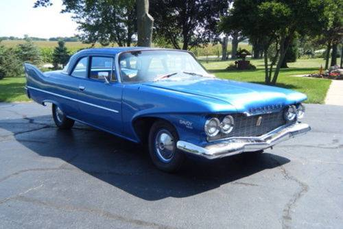 1960 Plymouth Savoy 2dR Sedan For Sale (picture 2 of 6)