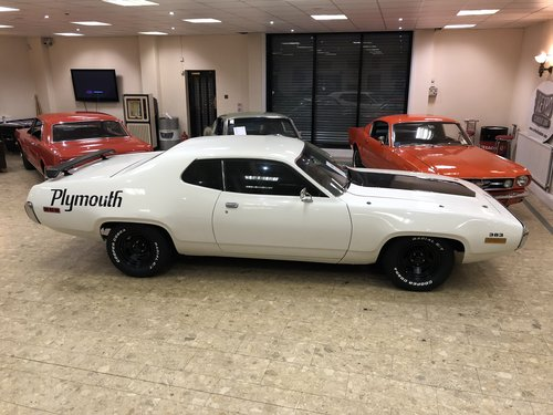 1971 Plymouth Satellite Sebring 383 -Big Block V8  SOLD (picture 1 of 6)