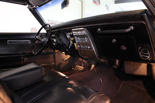 1968 68 Pontiac Firebird 400!, convertible, numb.match & restored For Sale (picture 4 of 6)