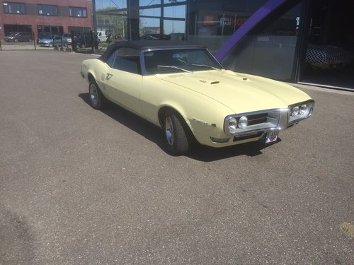 1968 68 Pontiac Firebird 400!, convertible, numb.match & restored For Sale (picture 6 of 6)