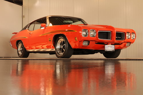 1970 GTO the judge 455 big bock tribute, restored For Sale (picture 1 of 6)
