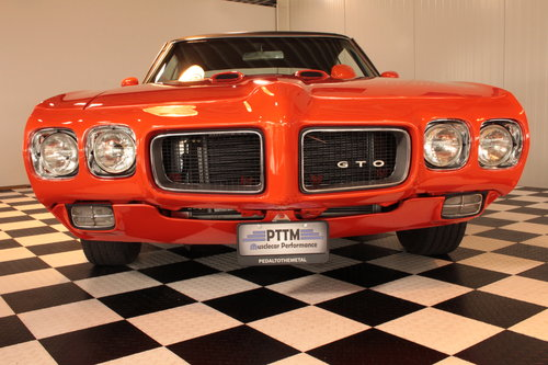 1970 GTO the judge 455 big bock tribute, restored For Sale (picture 3 of 6)