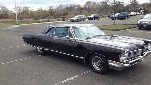 1965 Pontiac Grand Prix 2DR HT For Sale (picture 1 of 6)