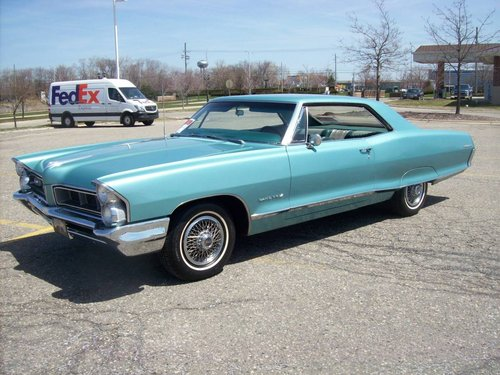 1965 Pontiac Grand Prix 2DR HT For Sale (picture 3 of 6)