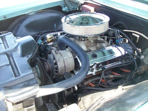 1965 Pontiac Grand Prix 2DR HT For Sale (picture 4 of 6)