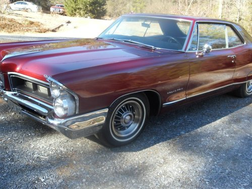 1965 Pontiac Grand Prix 2DR HT For Sale (picture 5 of 6)