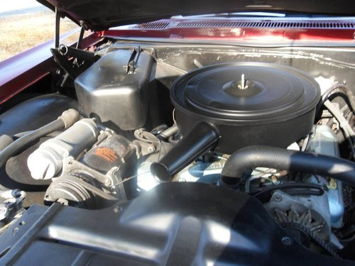 1965 Pontiac Grand Prix 2DR HT For Sale (picture 6 of 6)