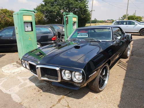 1969 Pontiac Firebird  For Sale (picture 1 of 6)