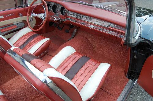 1959 Pontiac Bonneville Convertible Tri-Power,manual trans For Sale (picture 3 of 6)