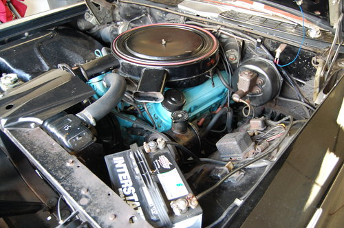 1959 Pontiac Bonneville Convertible Tri-Power,manual trans For Sale (picture 5 of 6)