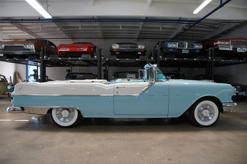 Orig California 1955 Pontiac Star Chief 287 V8 Convertible  SOLD (picture 3 of 6)
