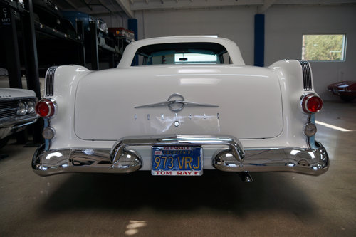 Orig California 1955 Pontiac Star Chief 287 V8 Convertible  SOLD (picture 4 of 6)