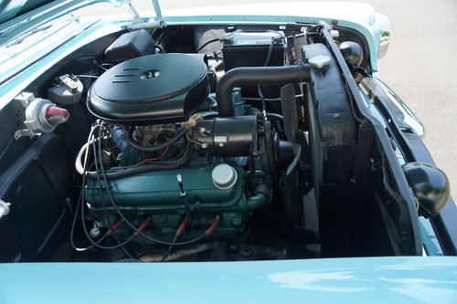 Orig California 1955 Pontiac Star Chief 287 V8 Convertible  SOLD (picture 6 of 6)